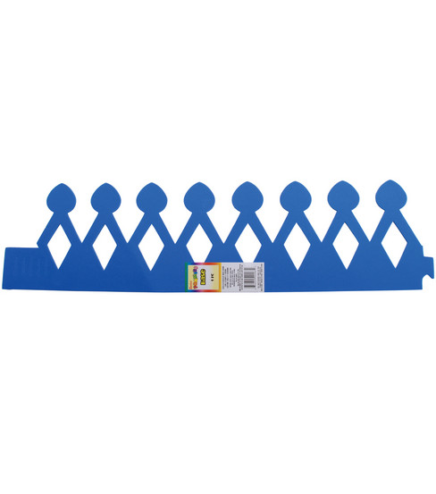 Darice Dress Up Foam Crown-1PK/Blue
