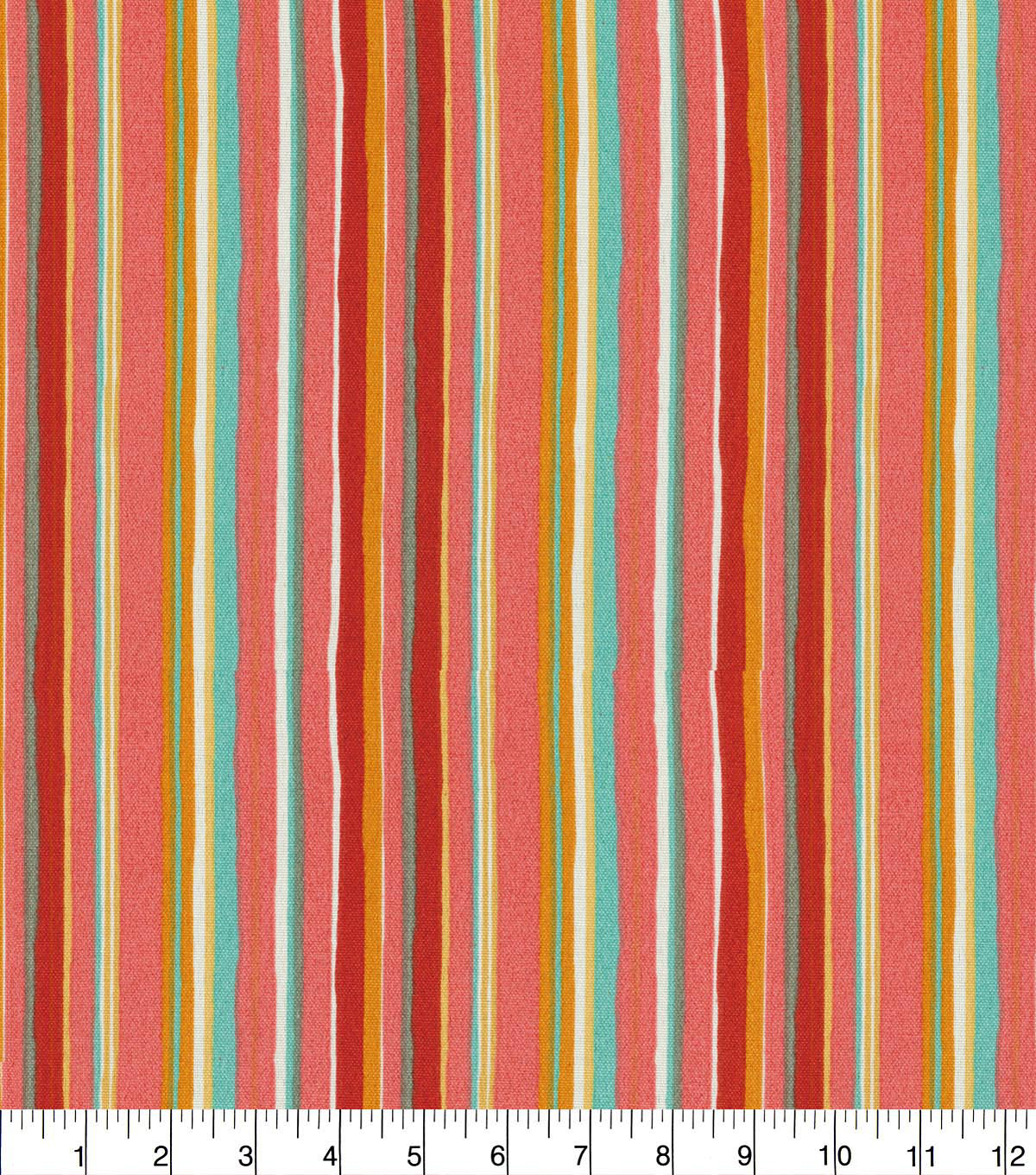 Dena Design Home Decor 8\u0022x8\u0022 Swatch-Cala Watermelon