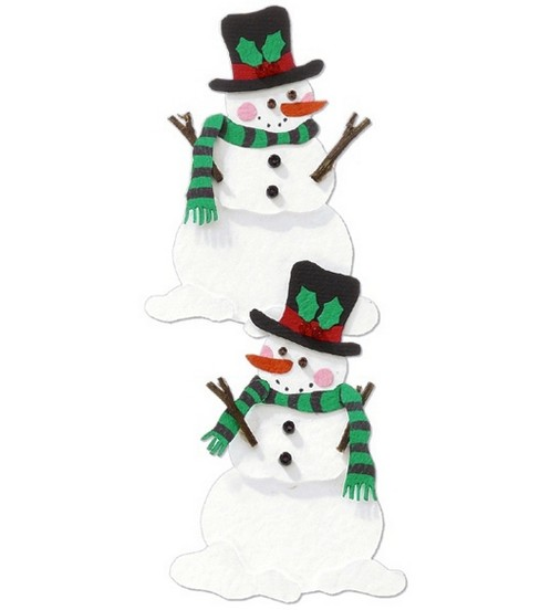Jolee\u0027s By You-Snowman
