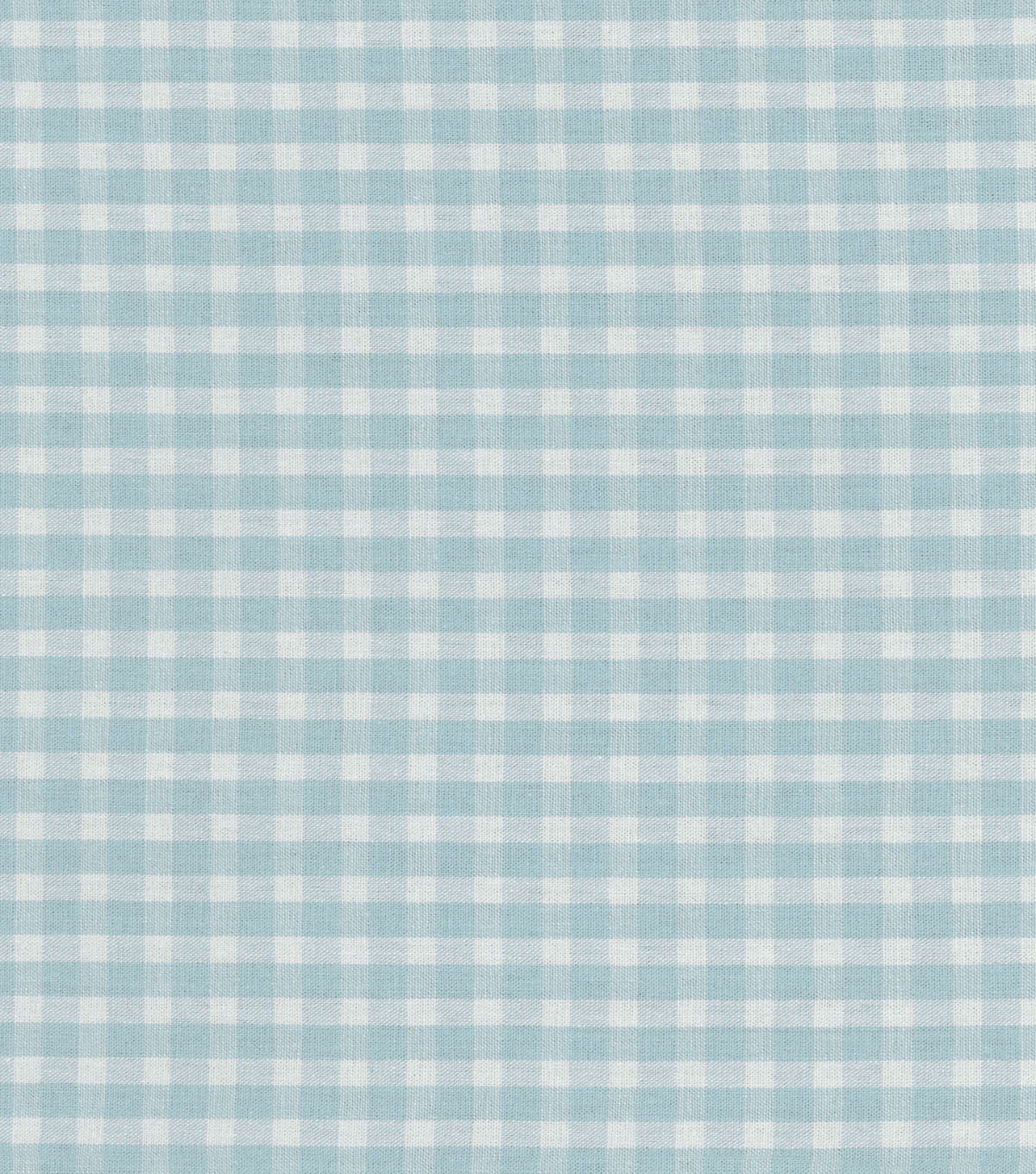 Home Decor 8\u0022x8\u0022 Fabric Swatch-PKL Double Check Sky