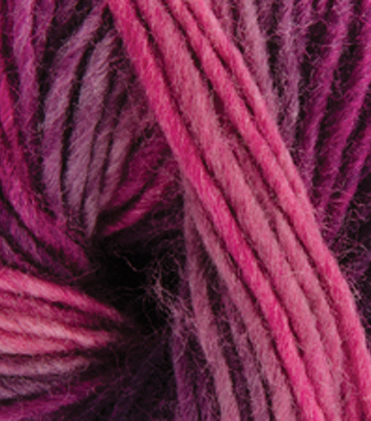 Red Heart Boutique Unforgettable Yarn, Petunia