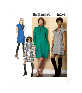 Butterick Misses Dress-B6241