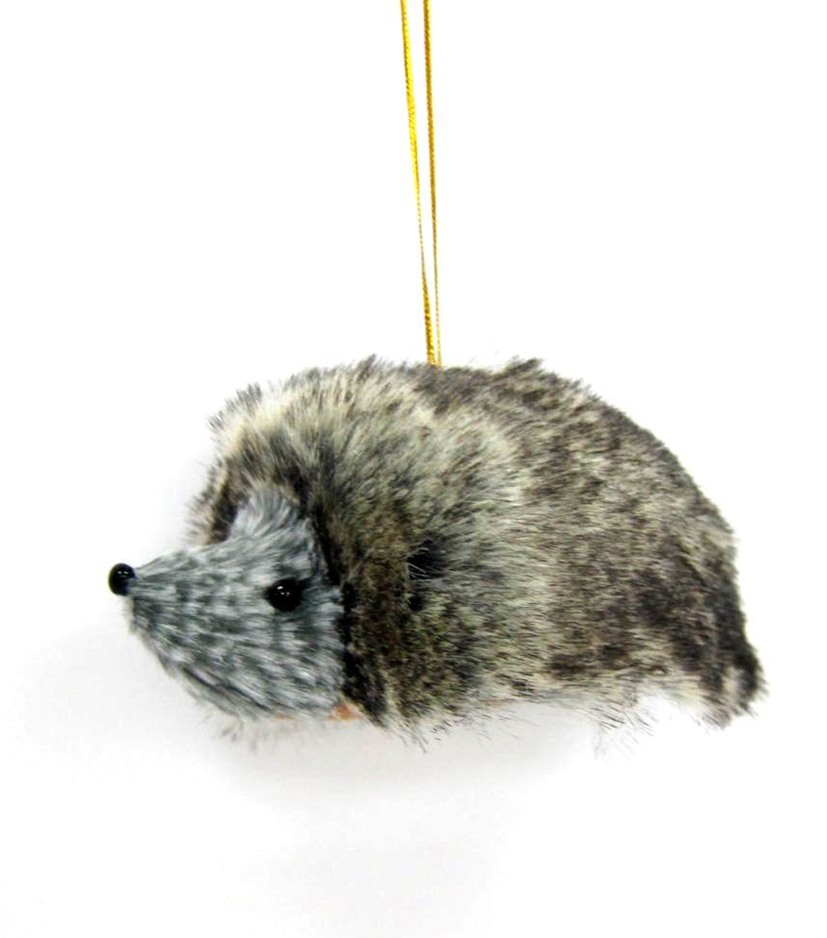 Maker\u0027s Holiday Furry Hedgehog Ornament