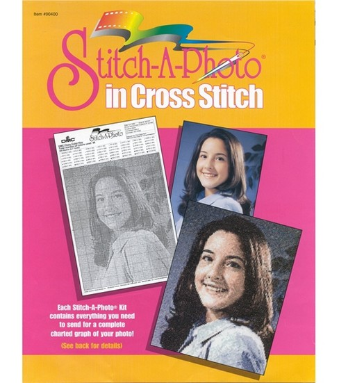 Stitch-a-Photo in Cross Stitch
