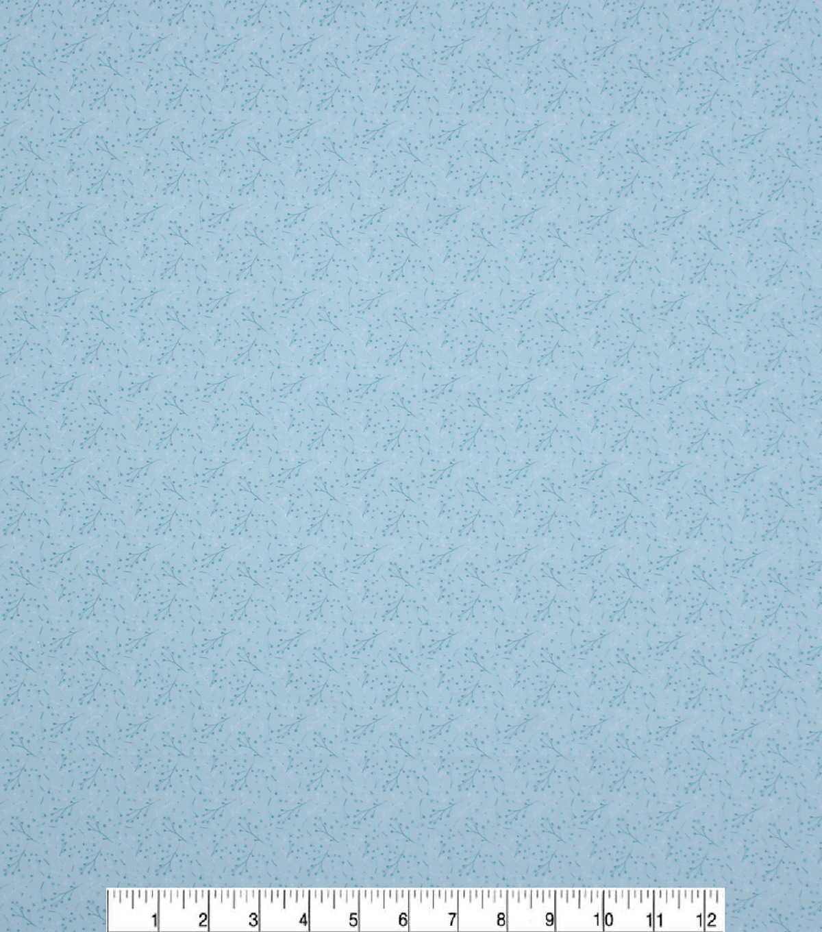 Keepsake Calico Cotton Fabric-Aqua Berries