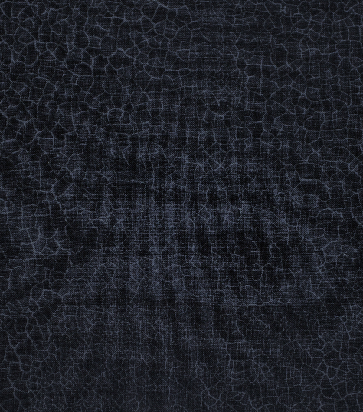 Wide Cotton Fabric-Dark Gray Snake Blender
