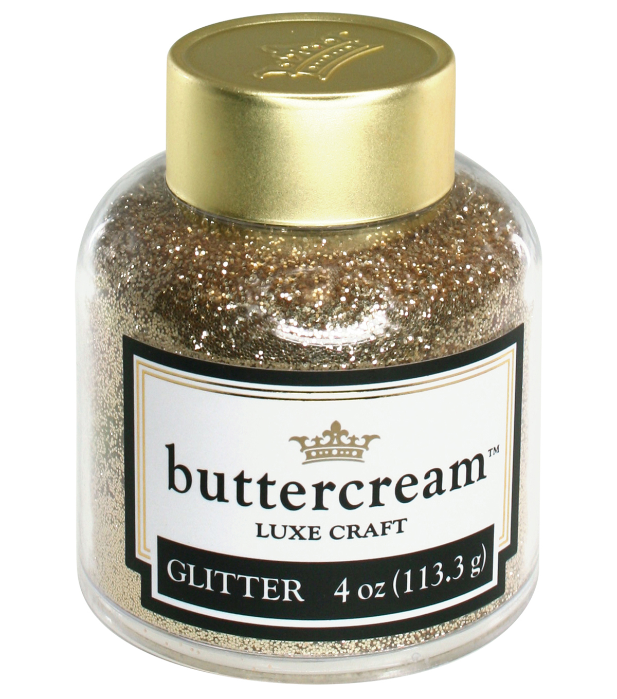 Buttercream Collection Luxe Craft Extra Fine Glitter