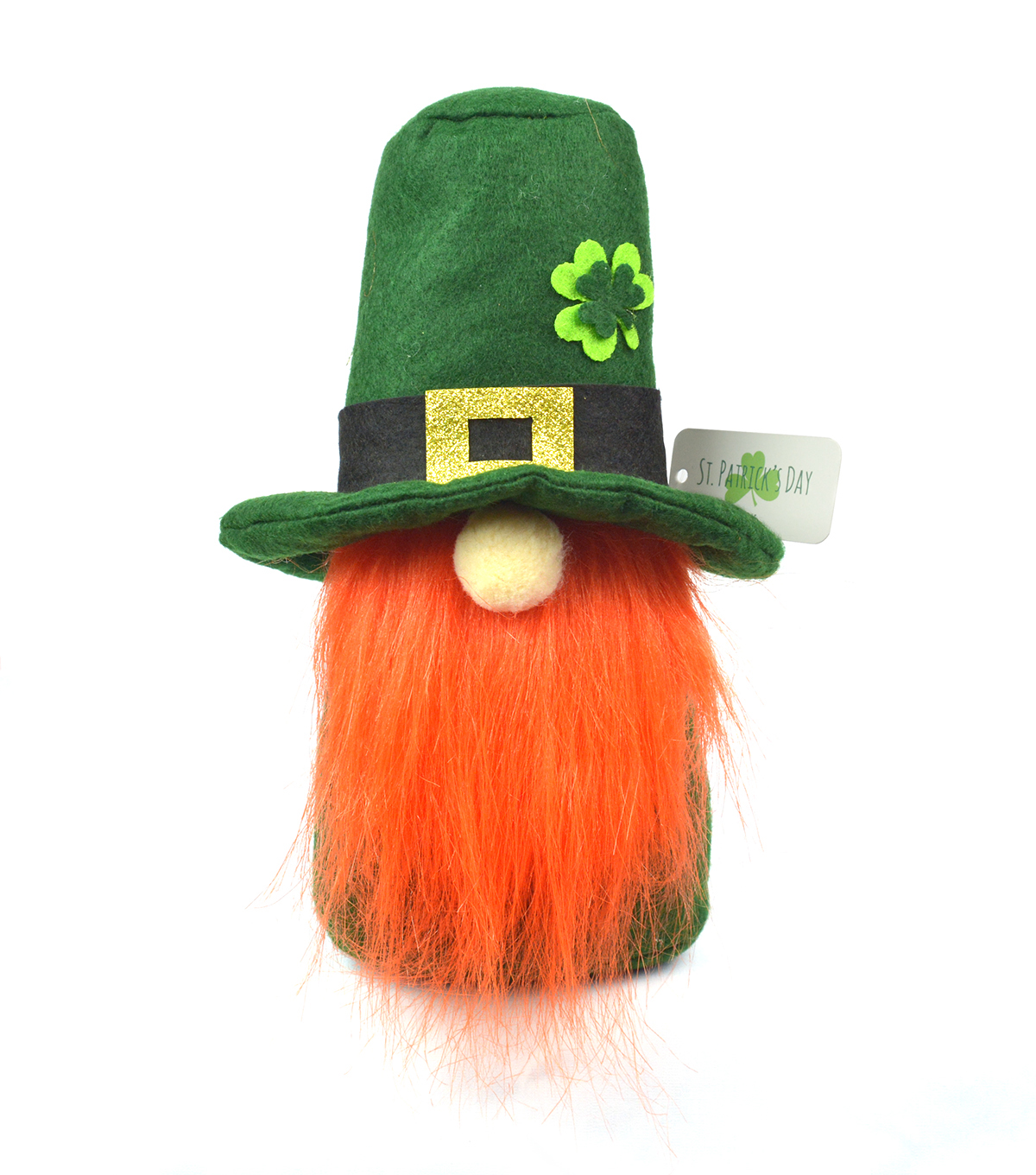 St. Patrick\u0027s Day Decor Gnome