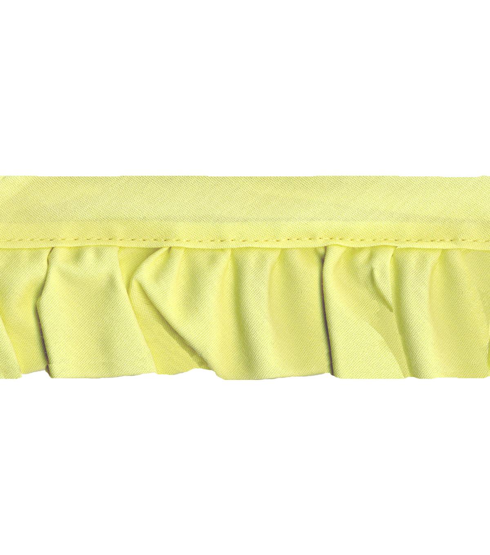 Ruffled Quilt Binding 2 Wide 15 Yards-White