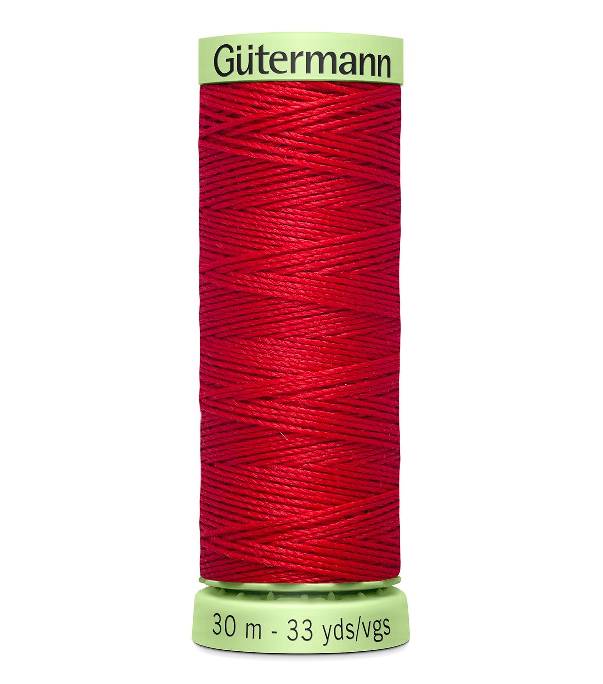 Top Stitch Heavy Duty Thread 33 Yards-, 410 Scarlet