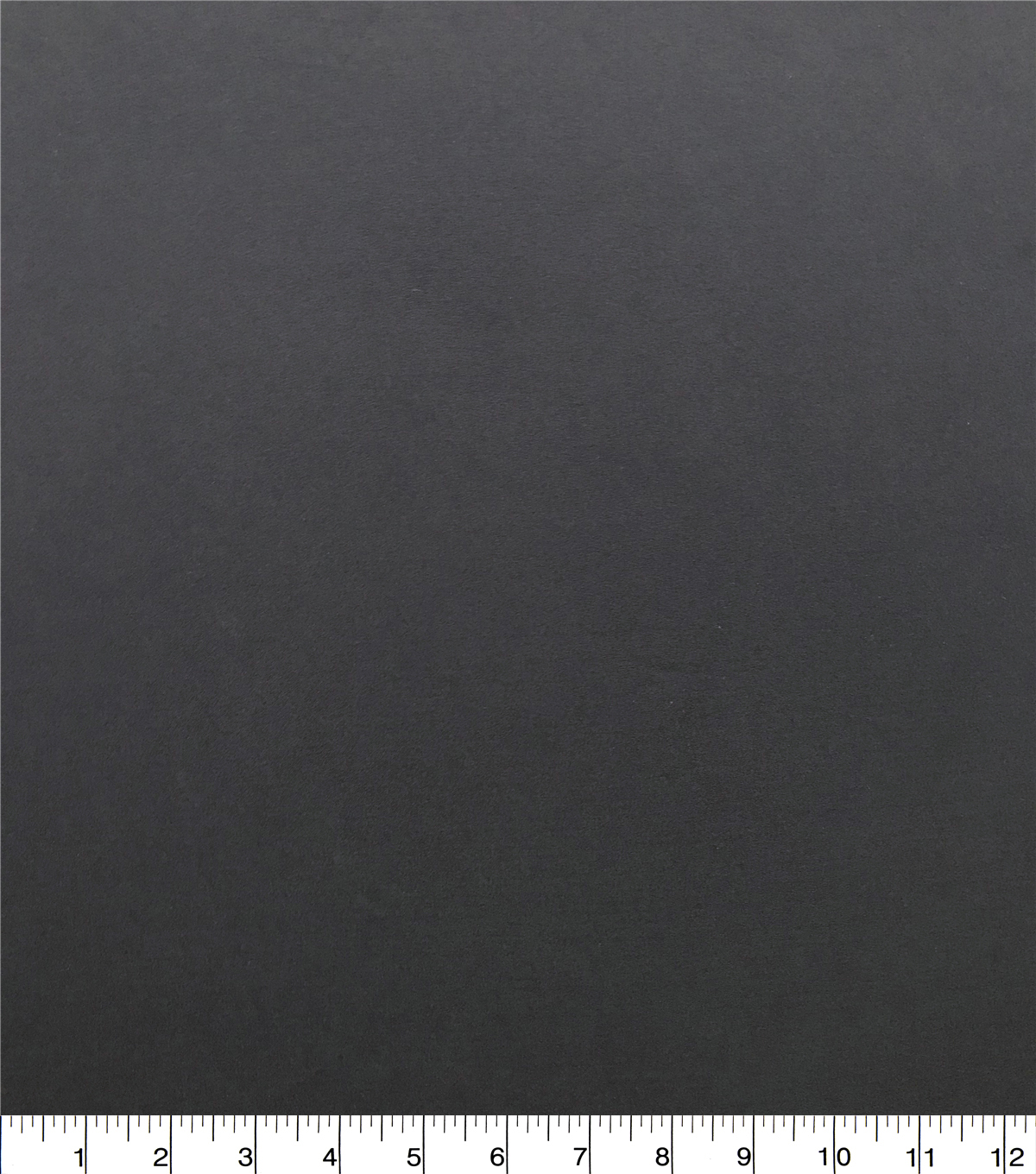 Silky Solids Stretch Chiffon Fabric-Black