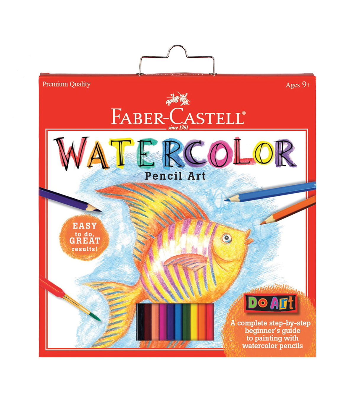 Faber Castell Learn to Watercolor Pencils