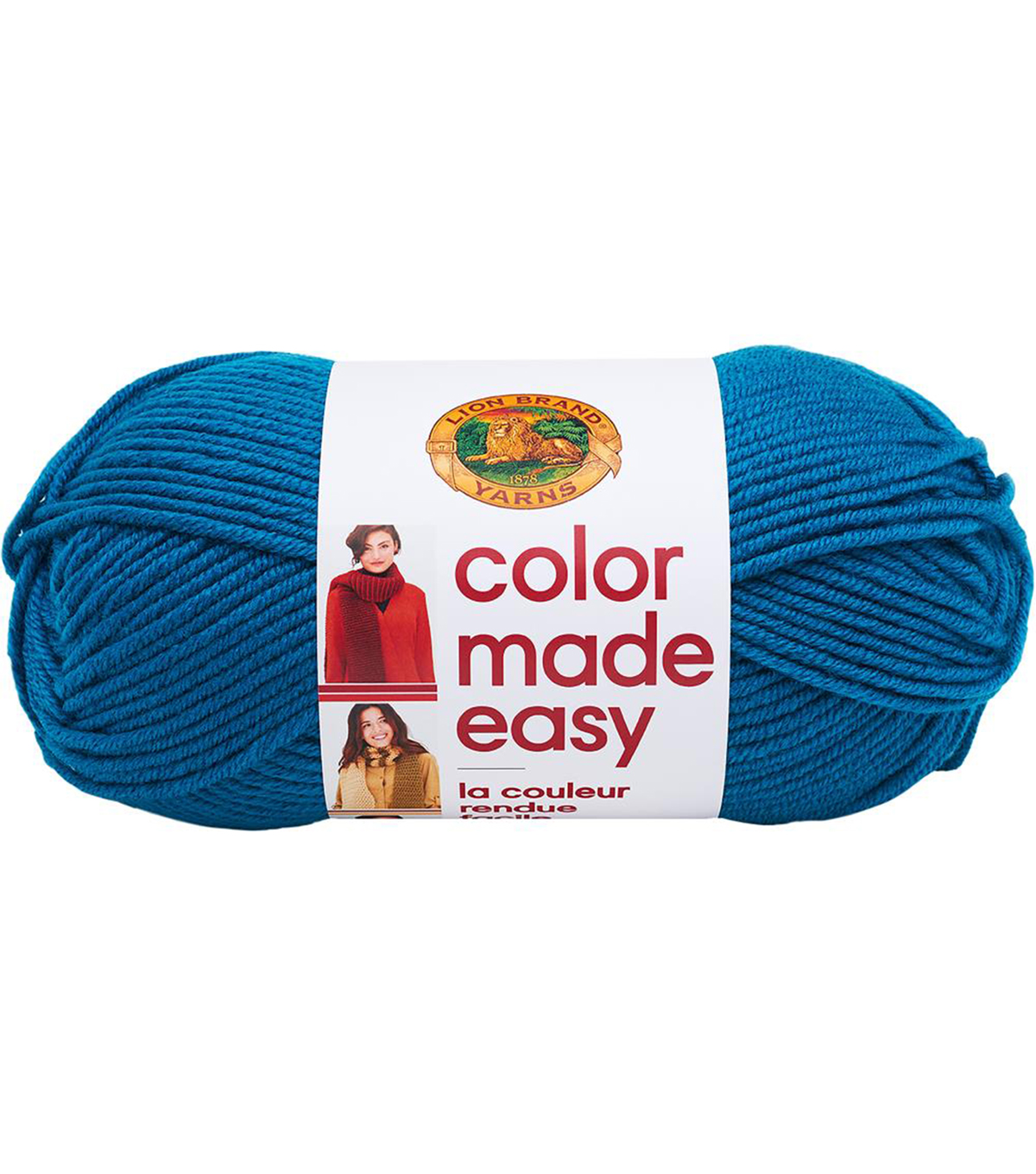 Lion Brand Yarn Color Made Easy Yarn 3pk