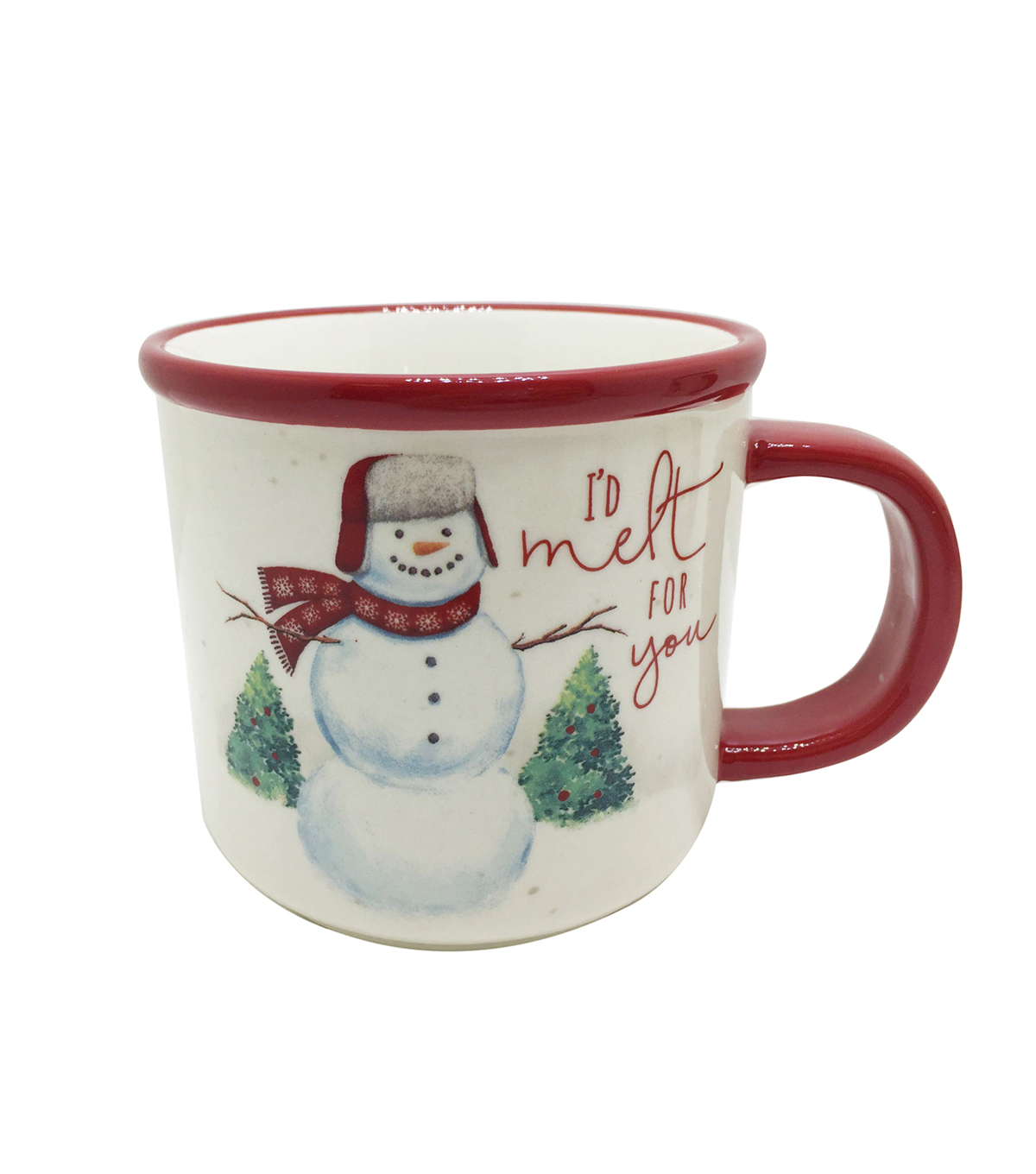 Maker\u0027s Holiday Christmas Mug-I\u0027d Melt for You