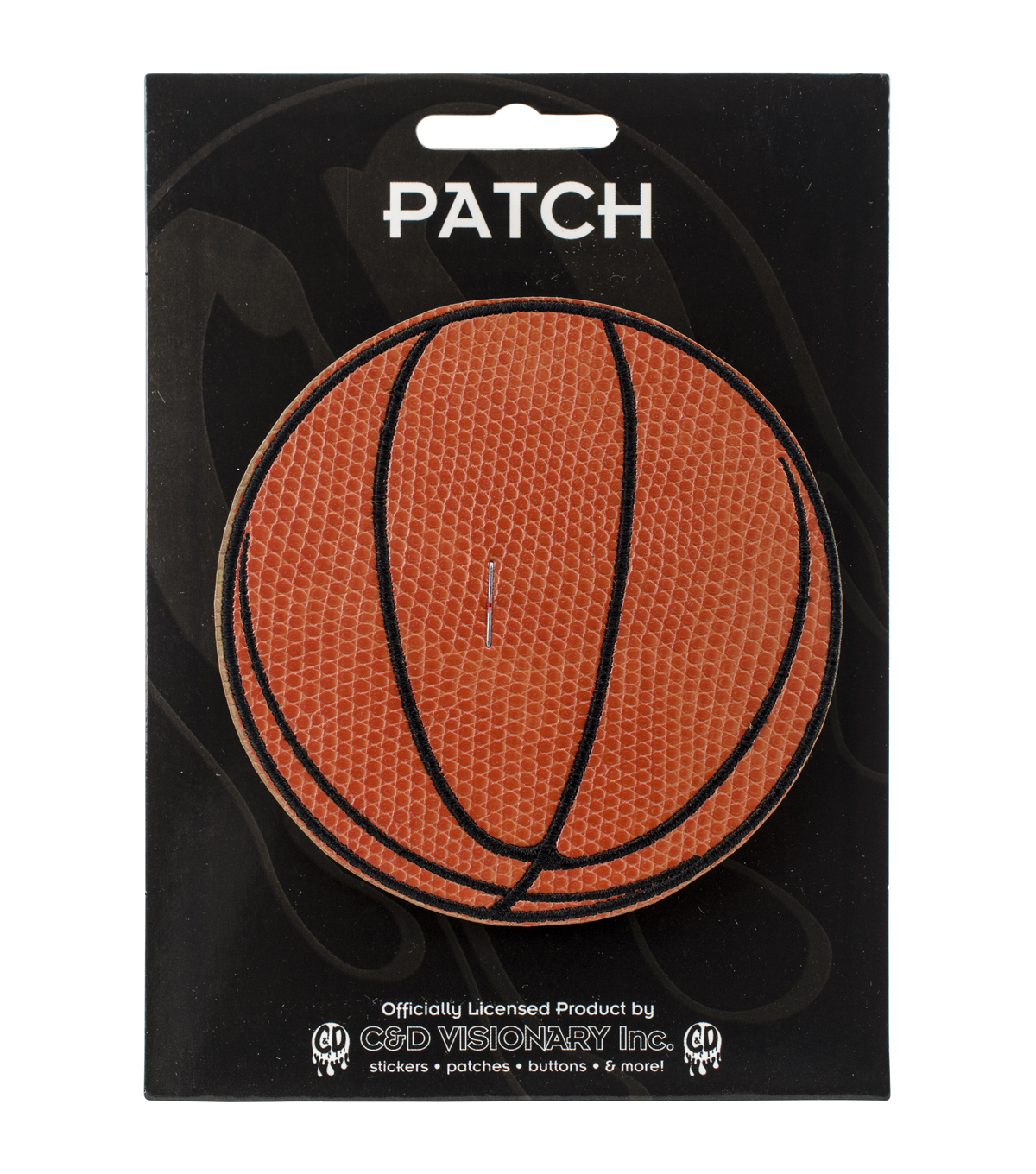 Patch-Basketball