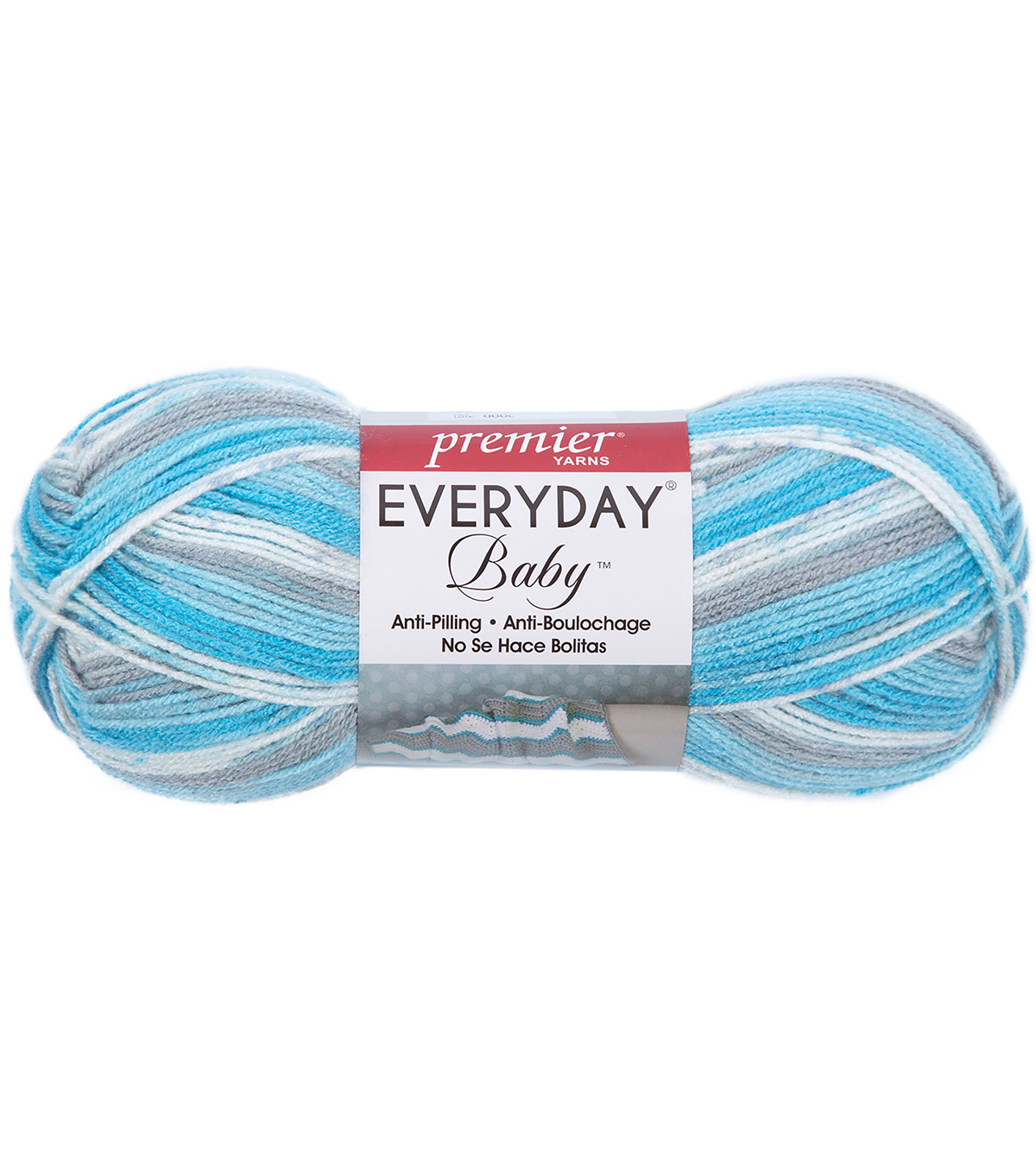 Premier Yarns Everyday Baby Yarn, Frosty