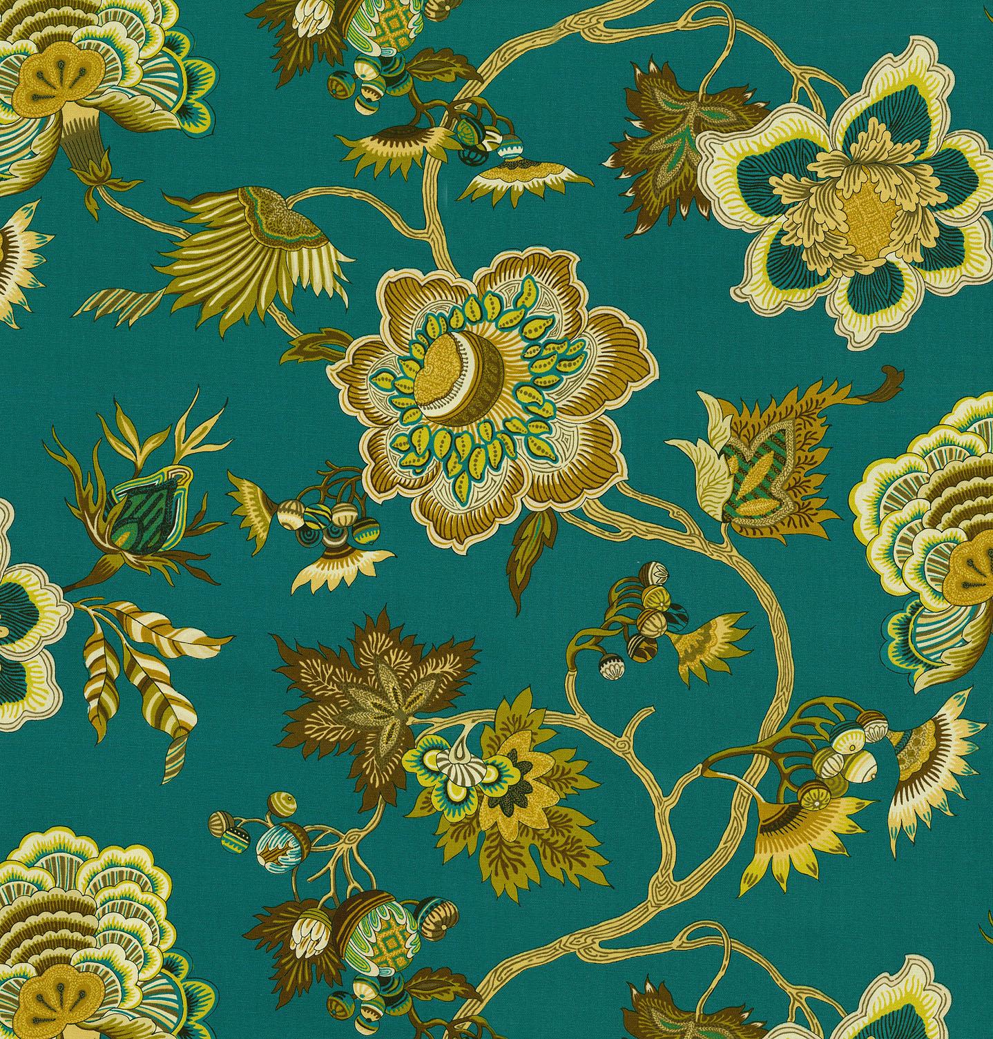 Iman Home Print Fabric 54 U0022 Samoan Plantation Jasper