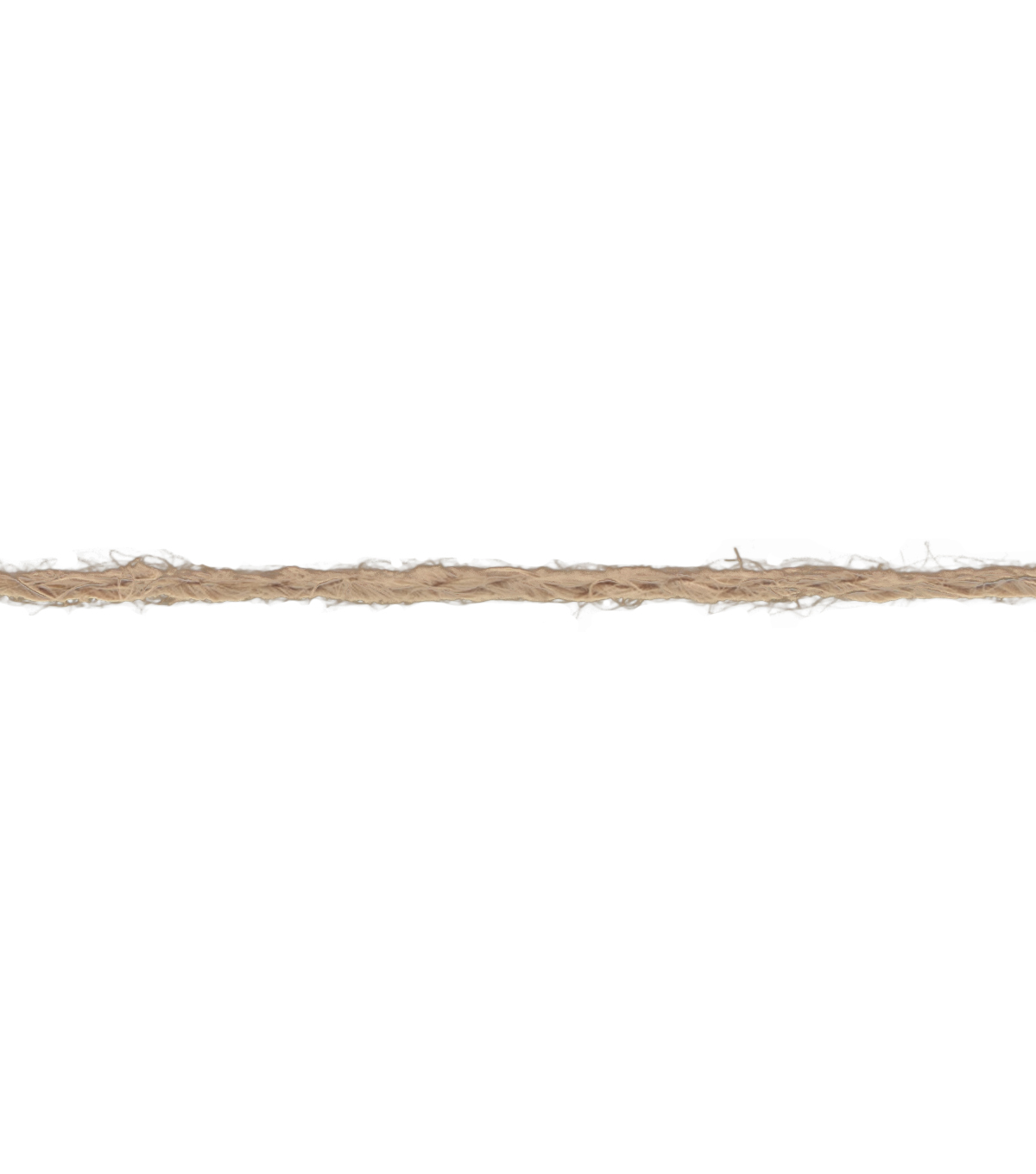 1/8\u0022 Jute Twist Cord Natural Apparel Trim