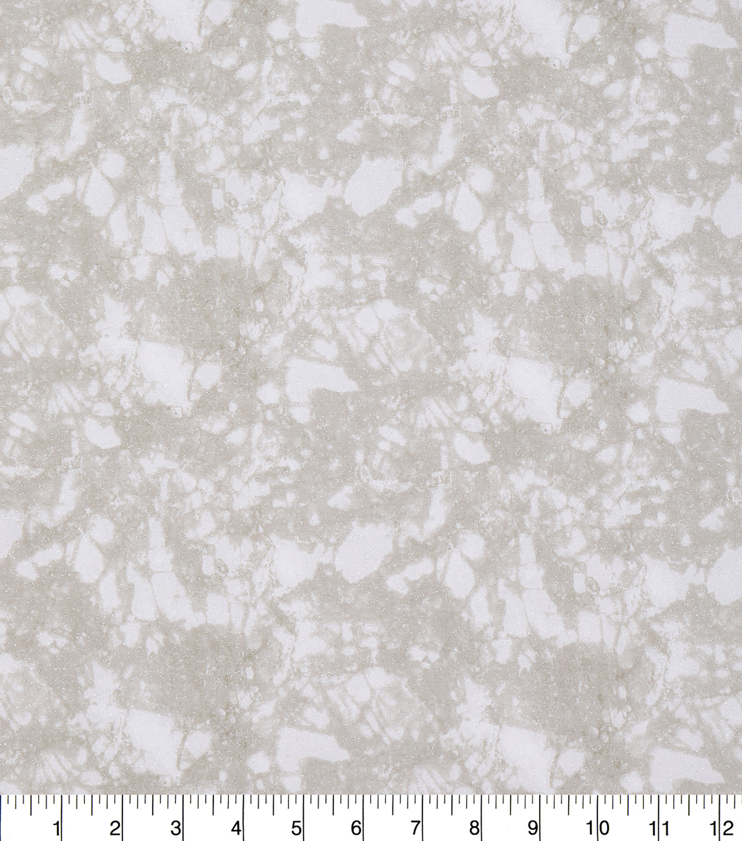 Keepsake Calico Glitter Cotton Fabric 43\u0027\u0027-Gray Snake Skin Crackle
