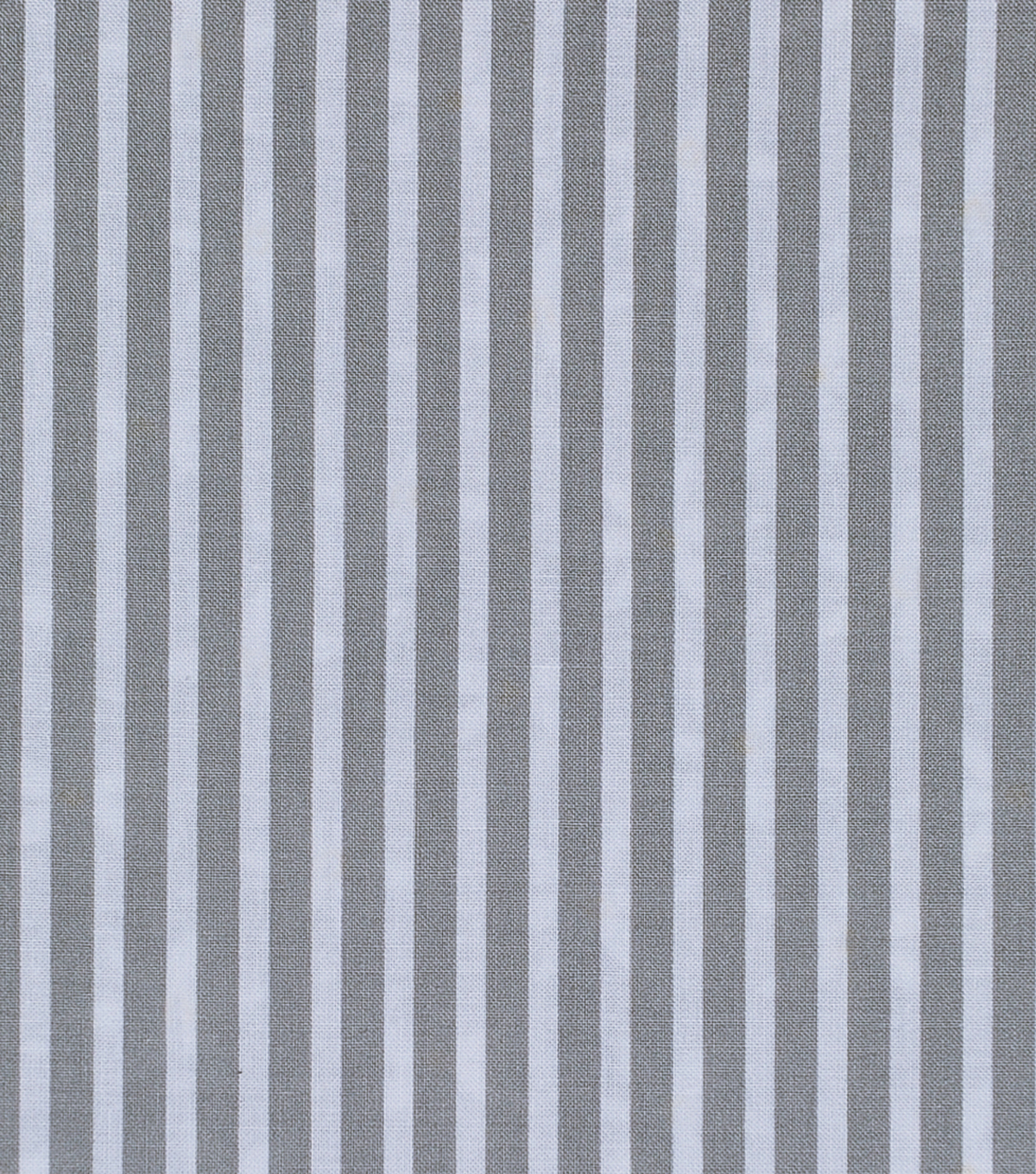 Keepsake Calico Cotton Fabric-Gray & White Stripe