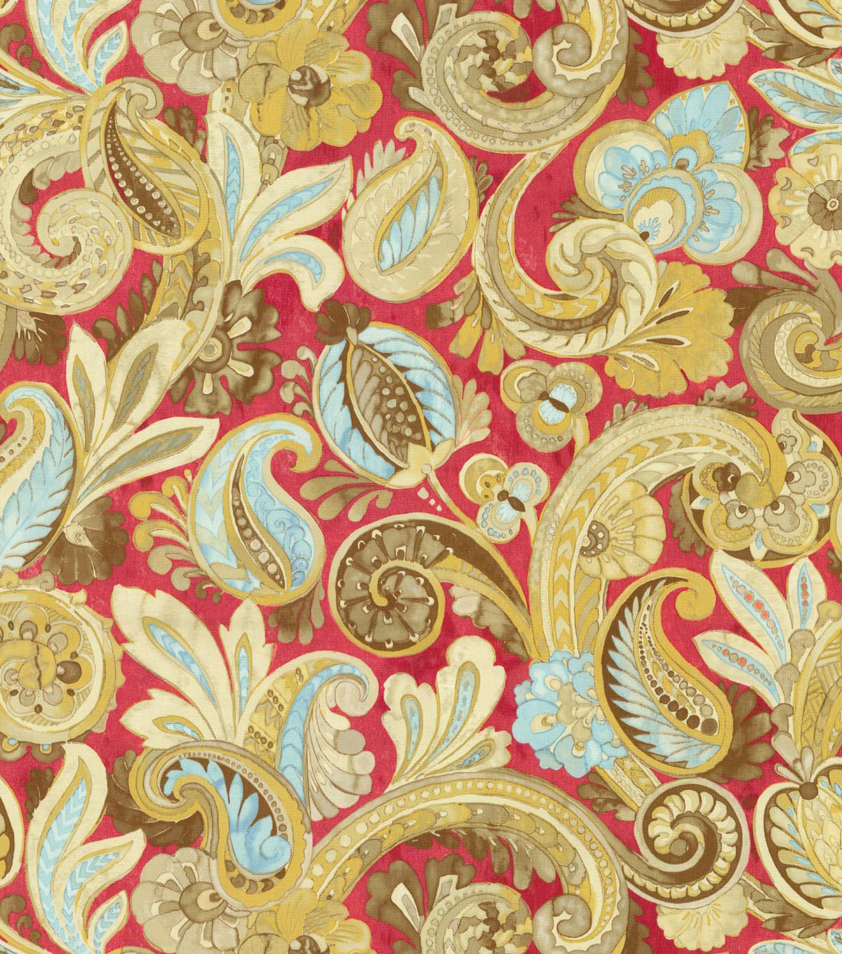 IMAN Home Upholstery Fabric 54\u0022-Fantasy Fun Blossom