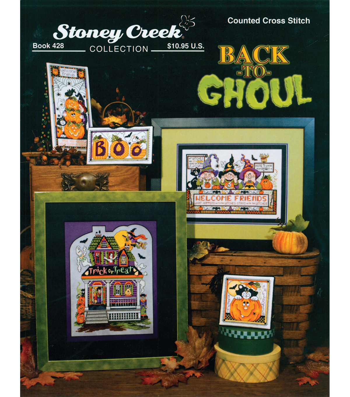 Stoney Creek-Back-To-Ghoul Book