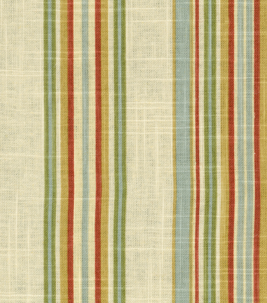 Waverly Multi Purpose Decor Fabric 55\u0022 Stripe Ensemble Robin\u0027s Egg