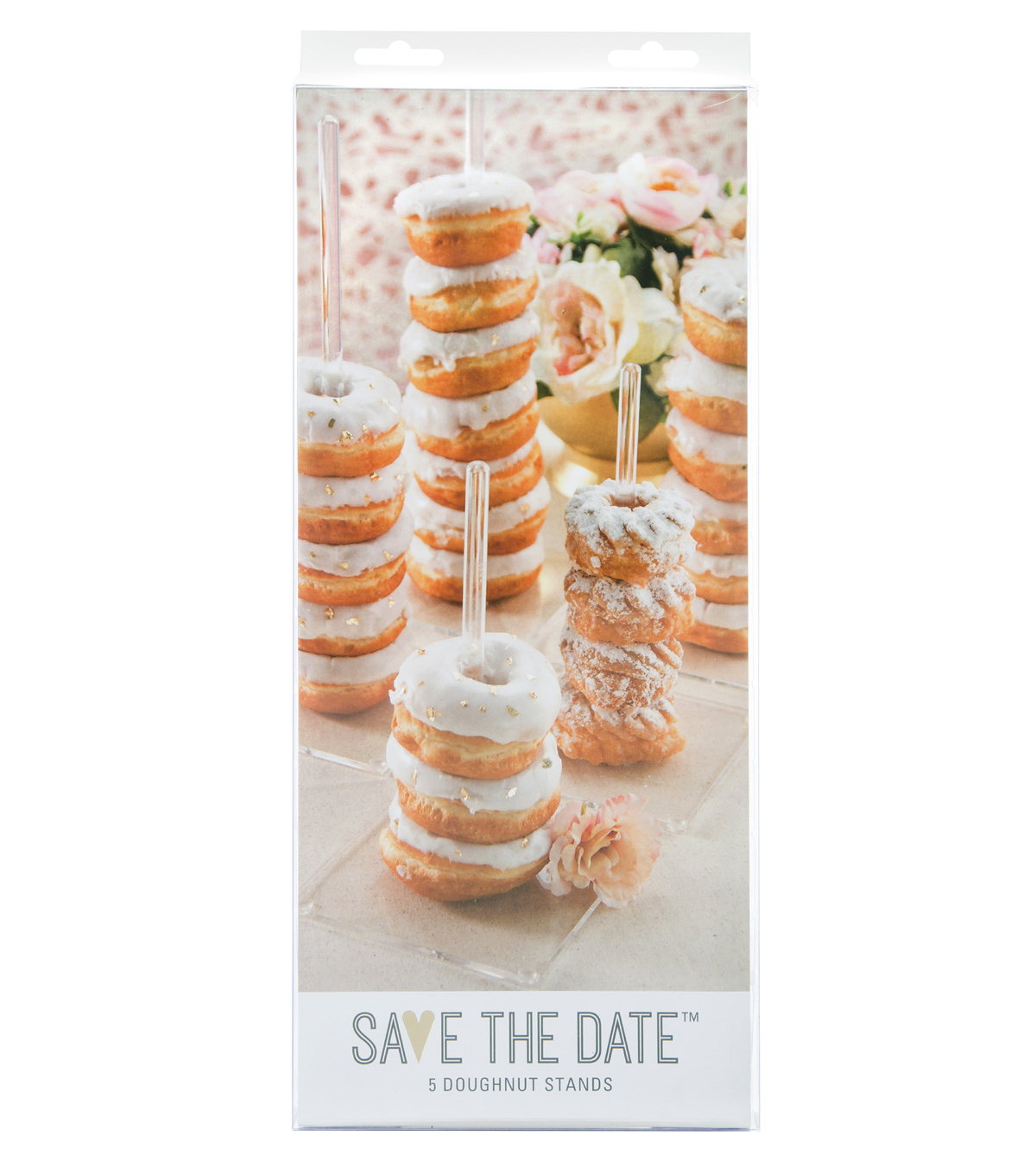 Save The Date Donut Stands
