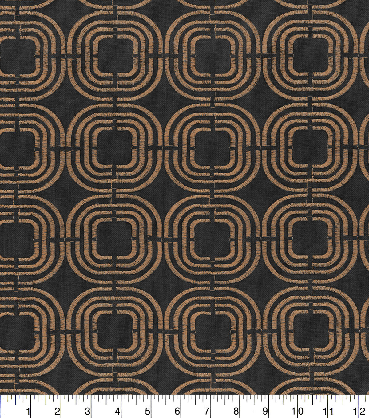 PKL Studio Upholstery Decor Fabric-Chain Reaction Umber