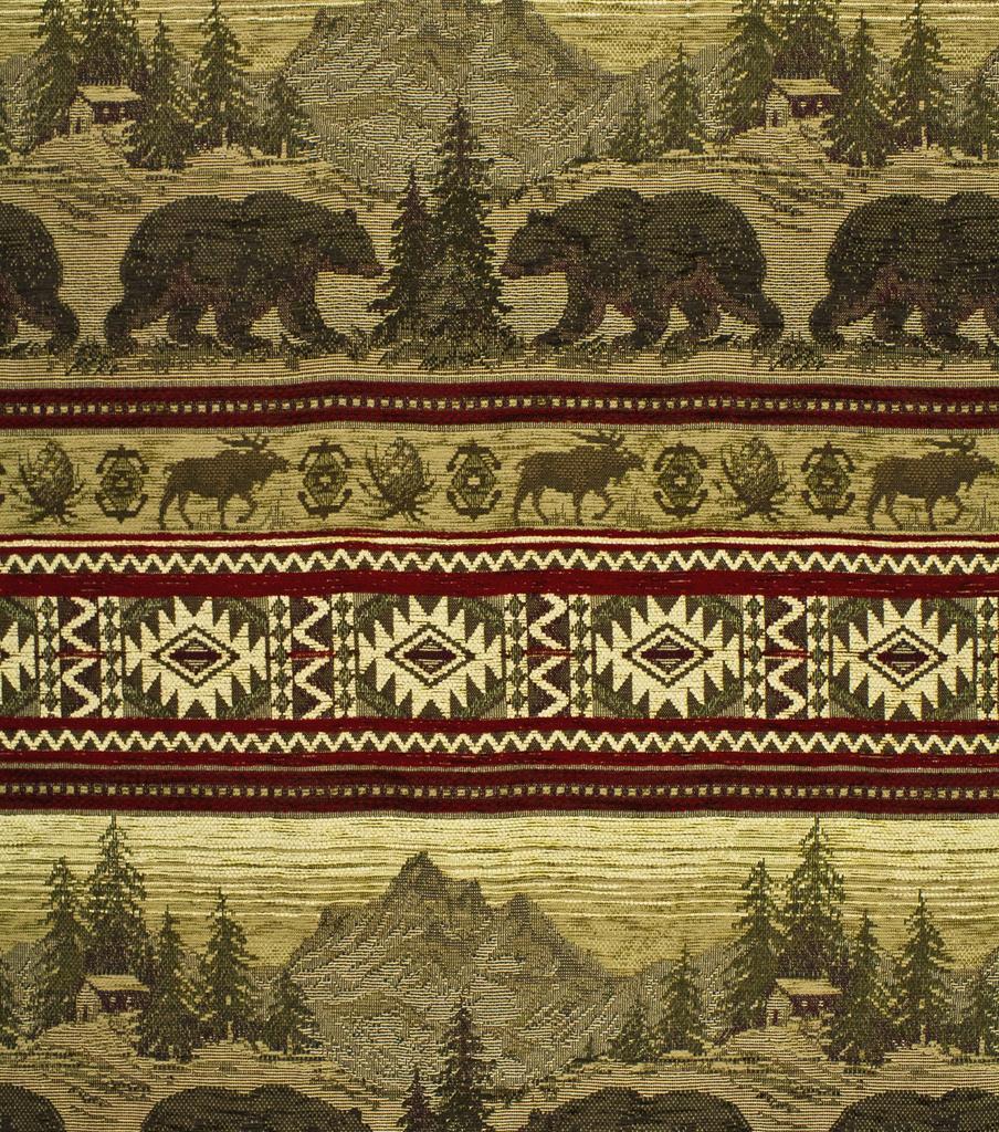 Lightweight Decor Fabric Regal Fabrics Bear Run Sand