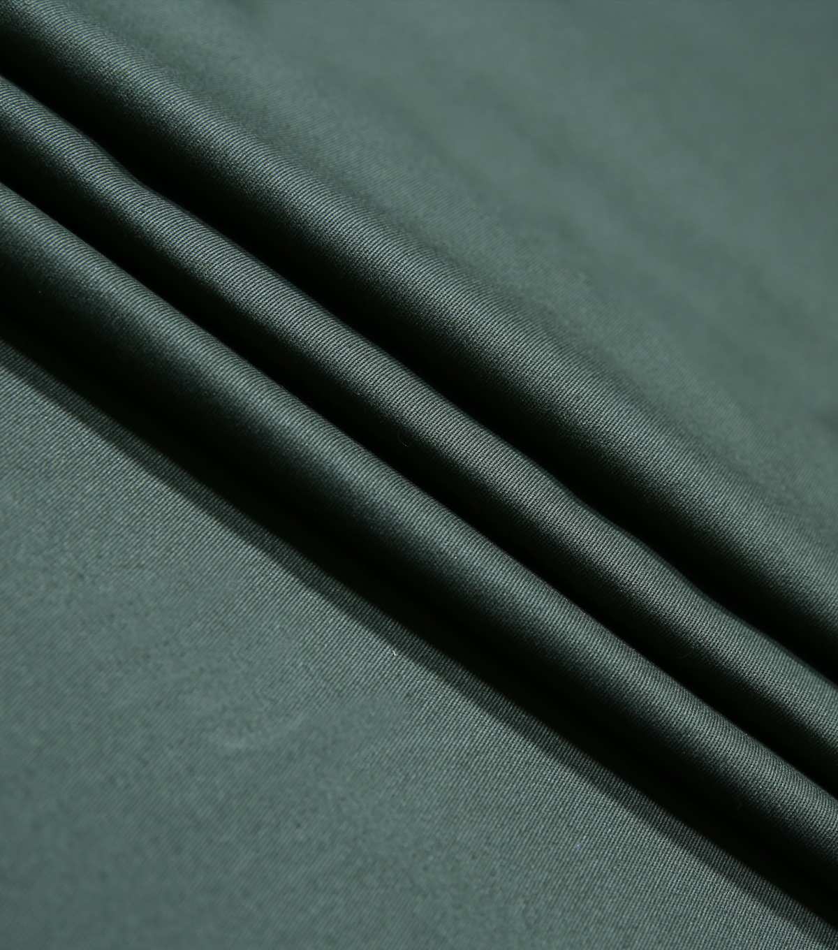 Sportswear Stretch Twill Fabric-Green