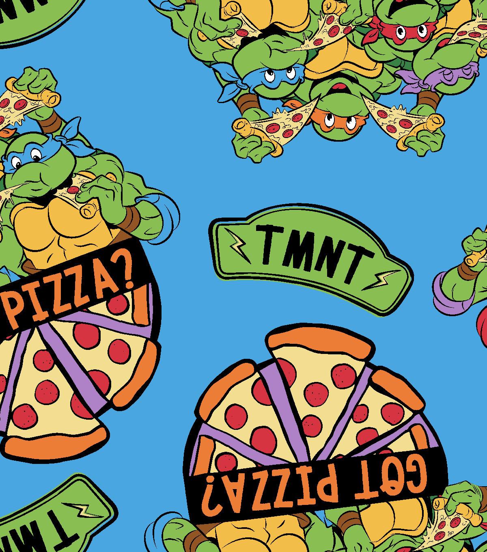 Teenage Mutant Ninja Turtles Fleece Fabric 59 Retro Got Pizza Joann