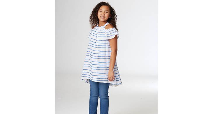 Kids' Dress Sewing