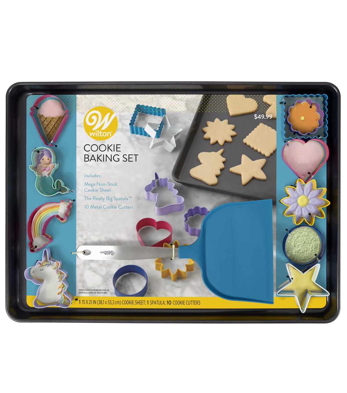 Wilton Cookie Baking Set 12pc