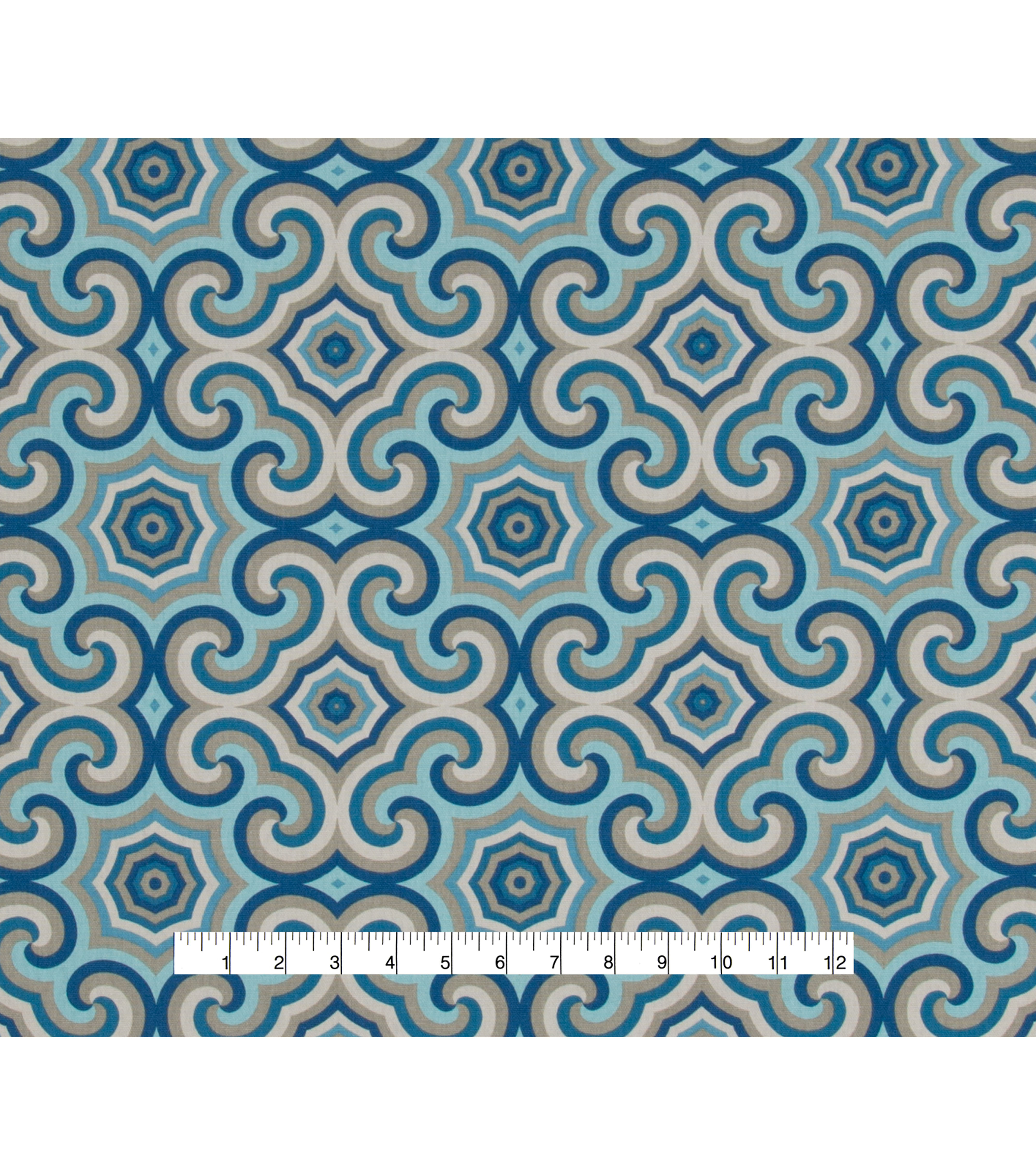 Home Essentials Lightweight Decor Fabric 45\u0027\u0027-Sky Ontica Panorama