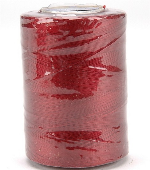 Coats & Clark Machine Quilt Cotton Thread, 0039 Barberry Red