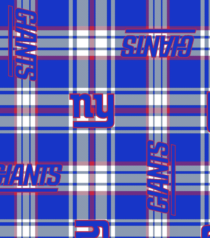 New York Giants Fleece Fabric 58