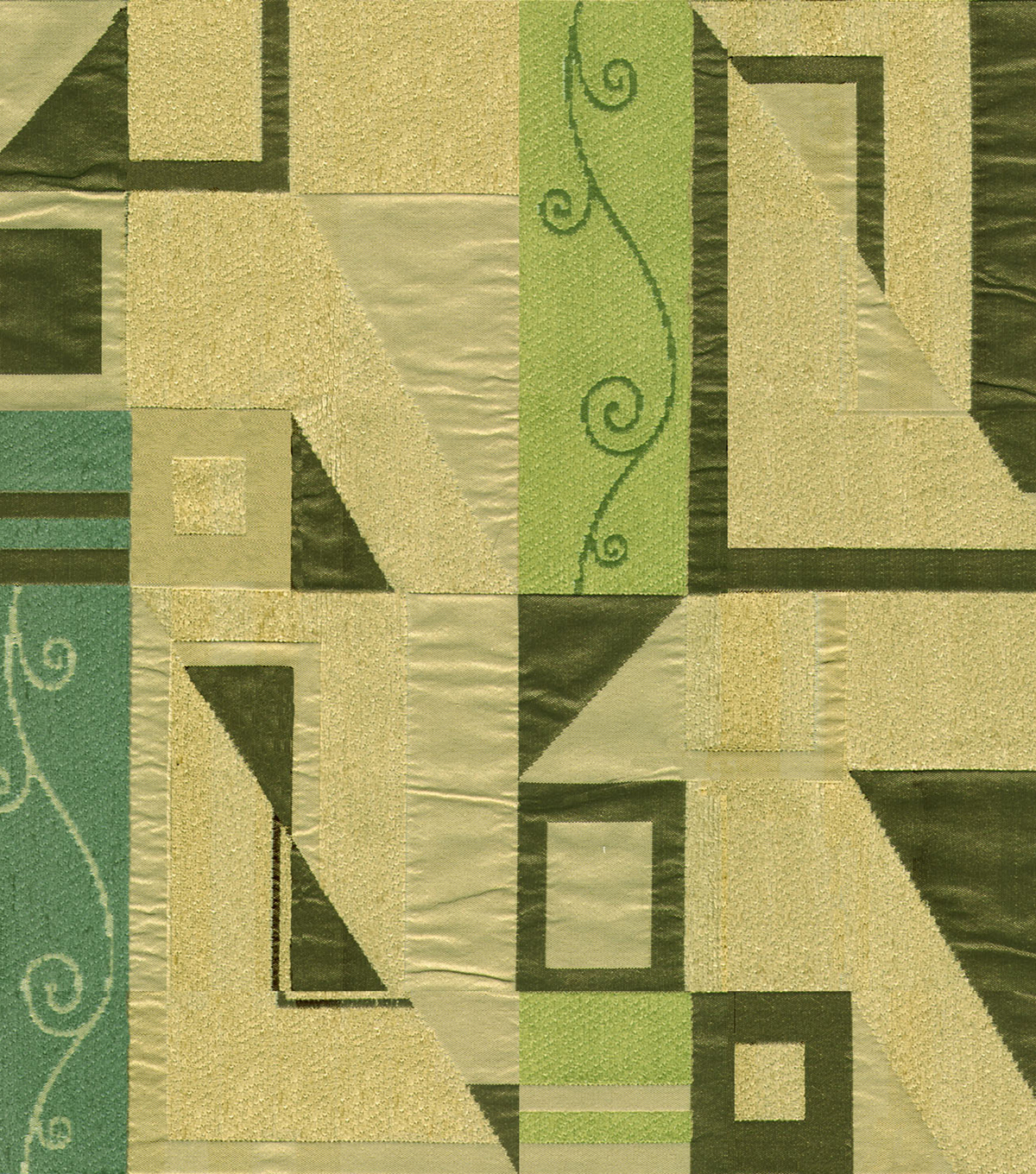 Home Decor 8\u0022x8\u0022 Fabric Swatch-Barrow M6934-5208 Nectar