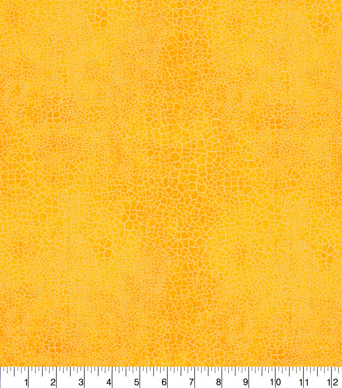 Keepsake Calico Cotton Fabric -Radiant Yellow Snake Blender