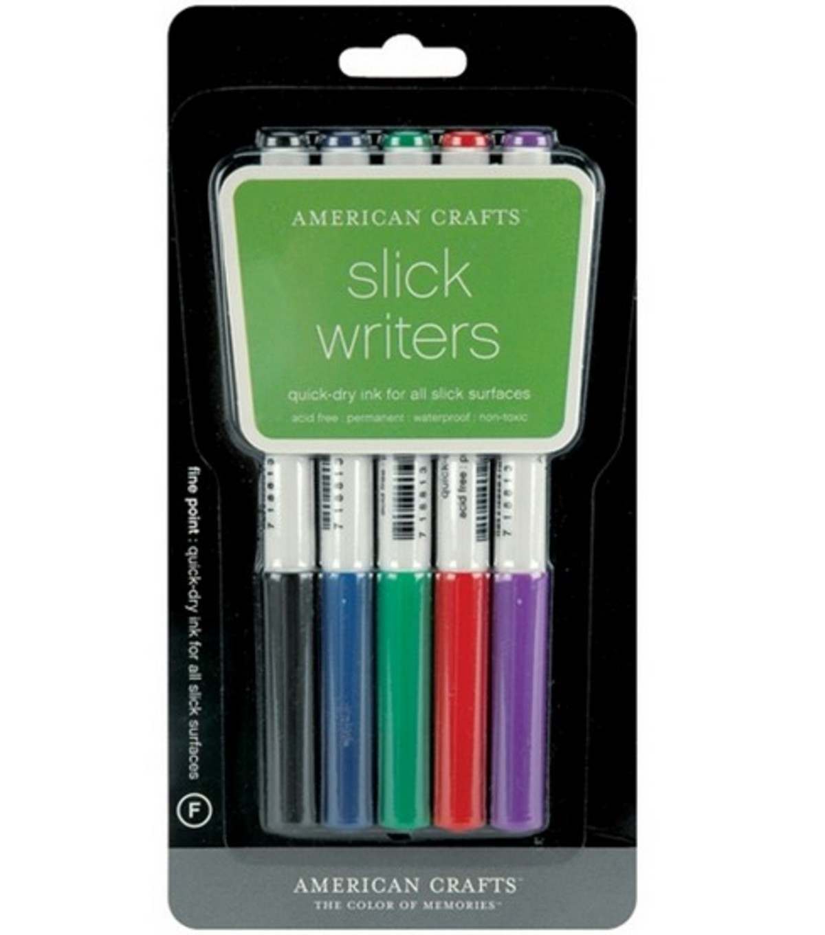 Slick Writer Markers