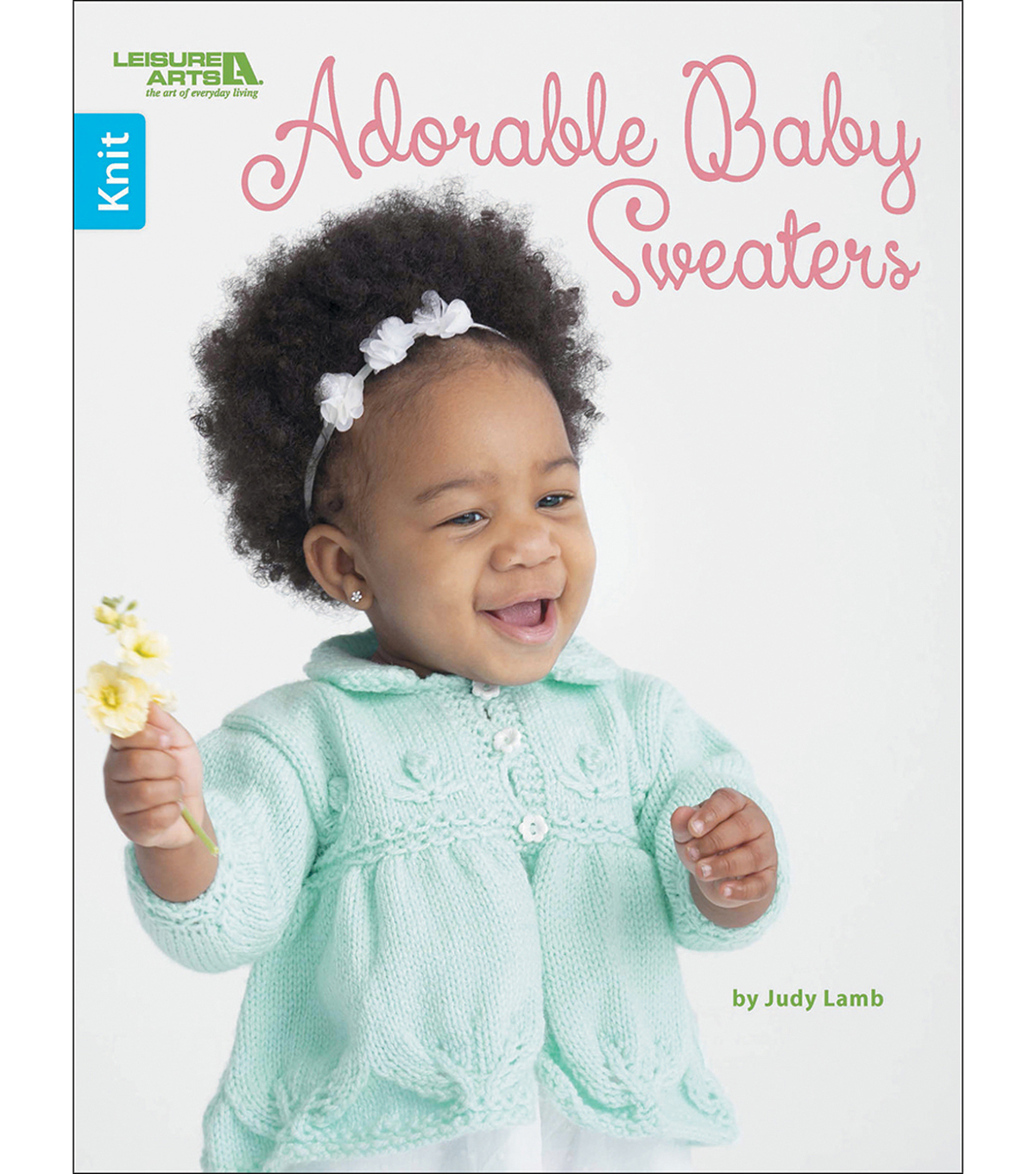 Adorable Baby Sweaters Knitting Book