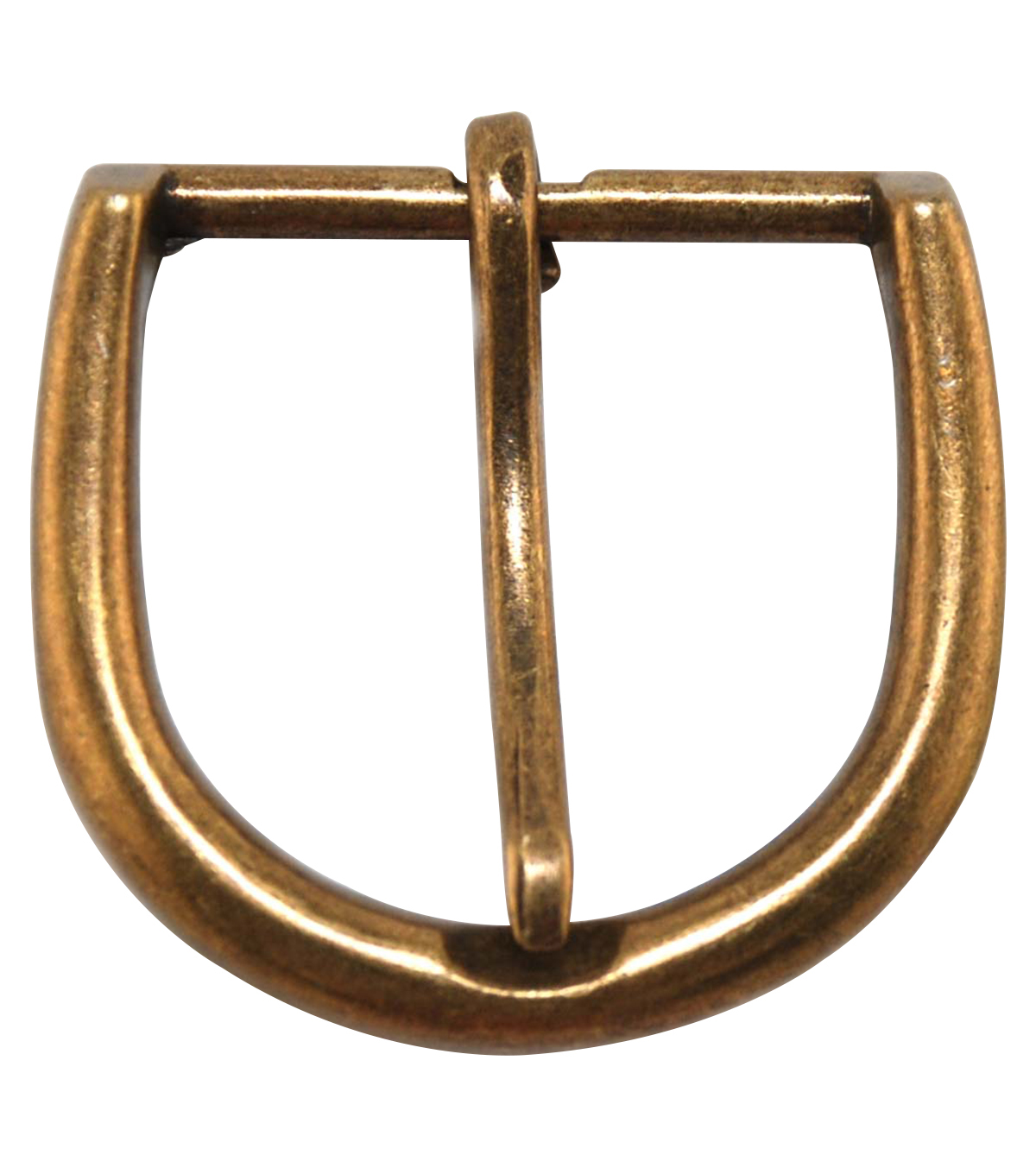 Large Round Buckle-Antique