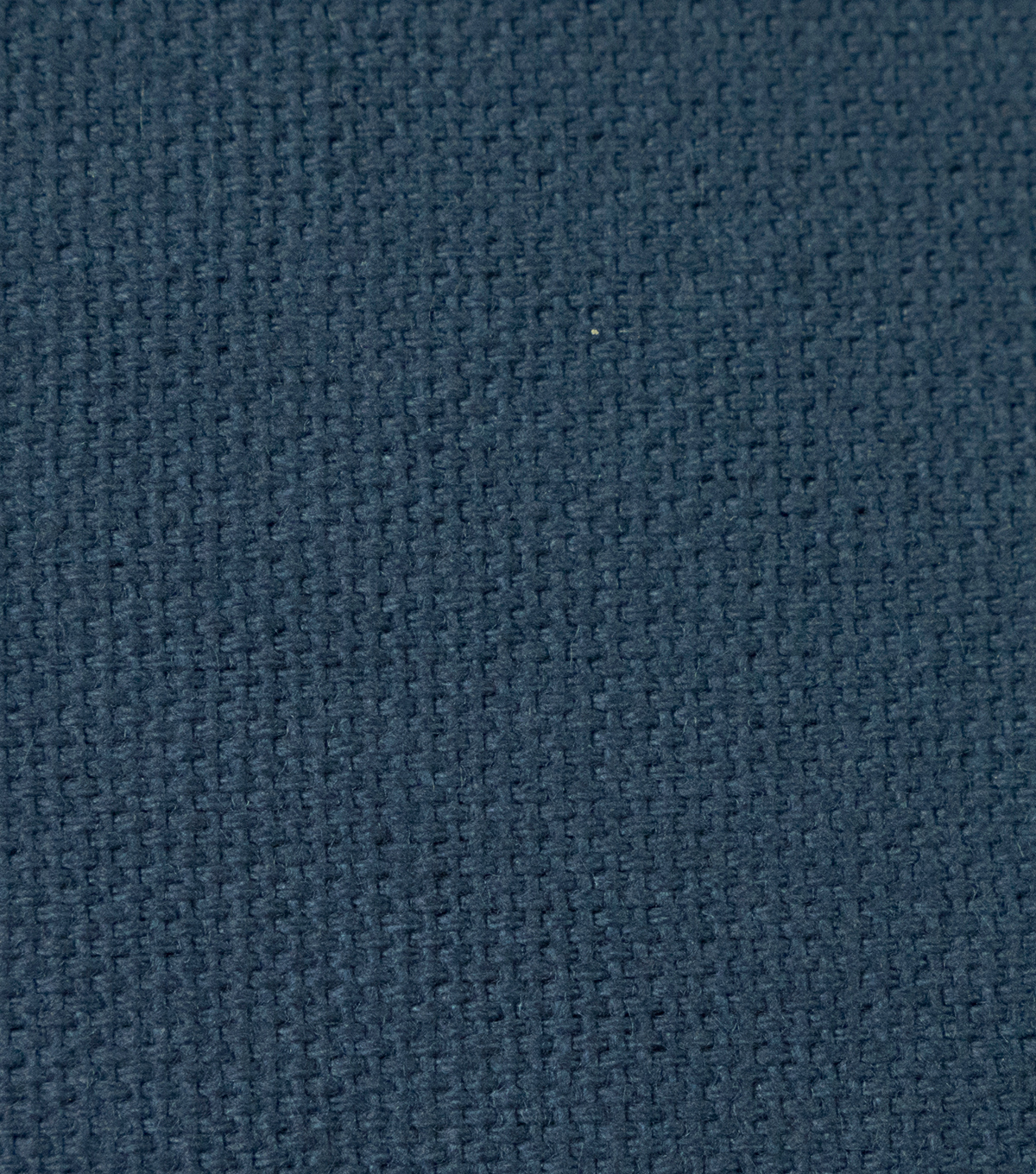 Duck Canvas Fabric, Navy