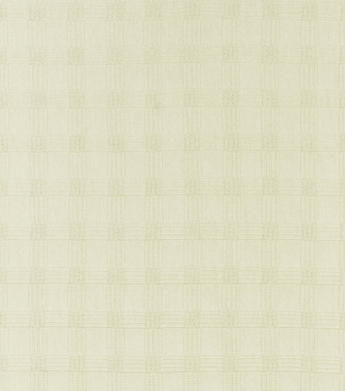 Home Dec 8x8\u0027\u0027 Upholstery Fabric Swatch-Covington Fenimore 001 Bleached White
