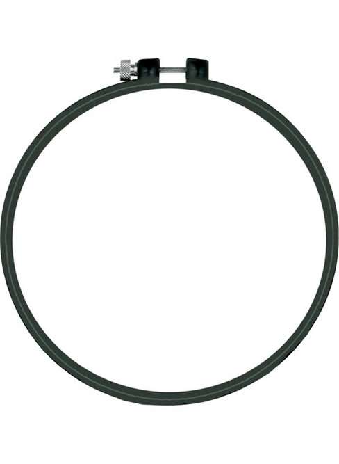 Dimensions Black Hoop 6\u0022