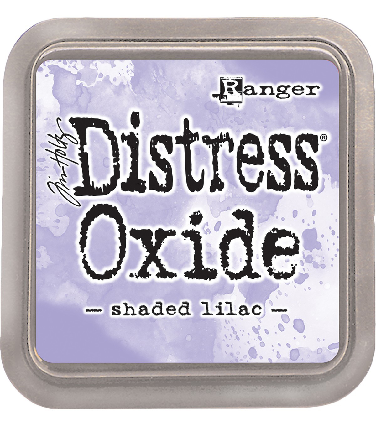Tim Holtz Distress Oxide Ink Pad, Shaded Lilac