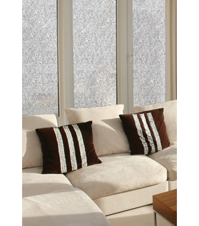 Peel and Stick Window Film-Mosaic