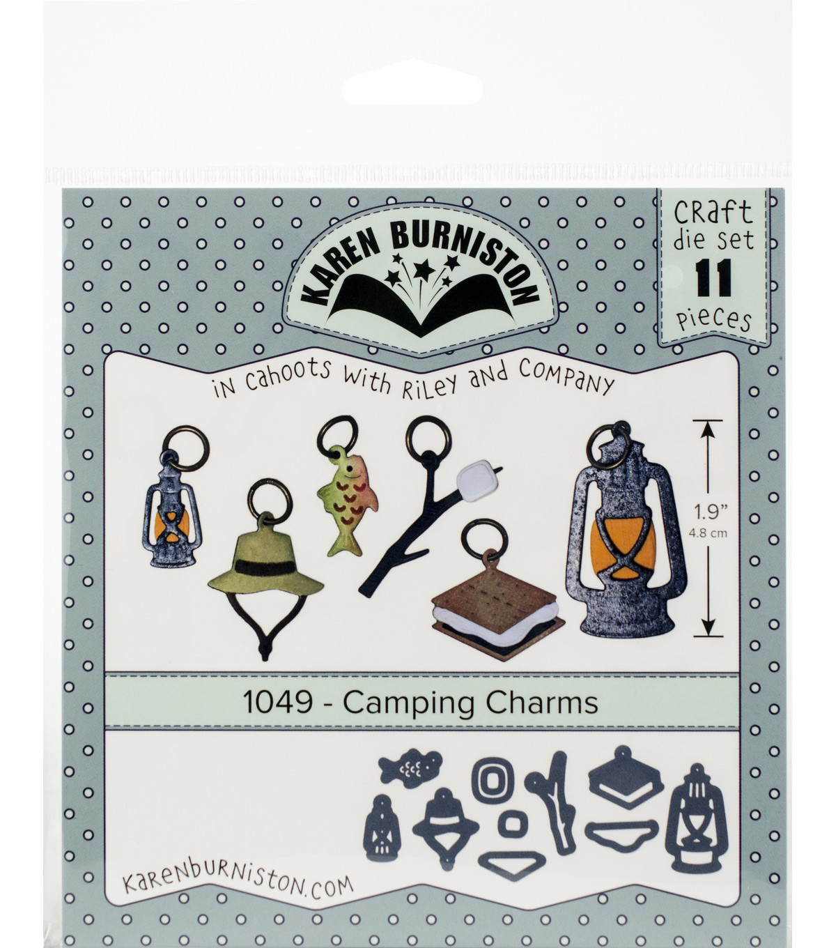 Karen Burniston Dies-Camping Charms