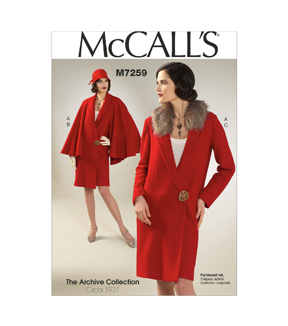 McCall\u0027s Misses Outerwear-M7259