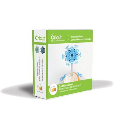 Cricut Holiday Snowflakes Cartridge